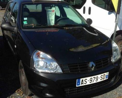 RENAULT CLIO 2 1.2 CAMPUS ESSENCE GPL